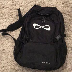 Classic black nfinity backpack